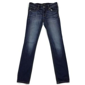 Express Women's Jeans Size 4R Skinny Low Rise
